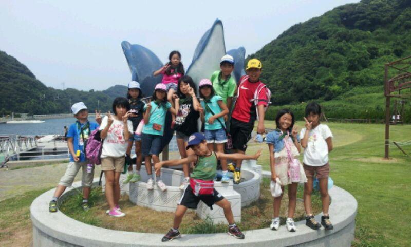 壱岐夏休みお子さまキャンプ、サマースクール