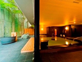 広島北ホテル温泉
