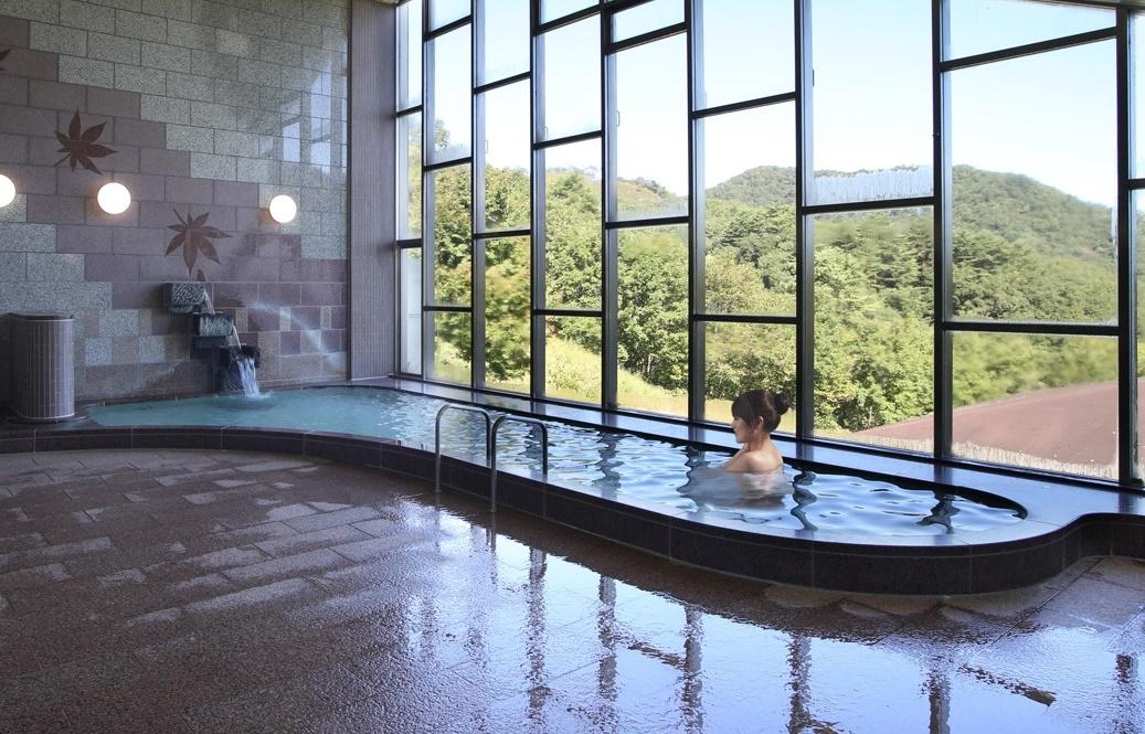 いこいの村広島お風呂