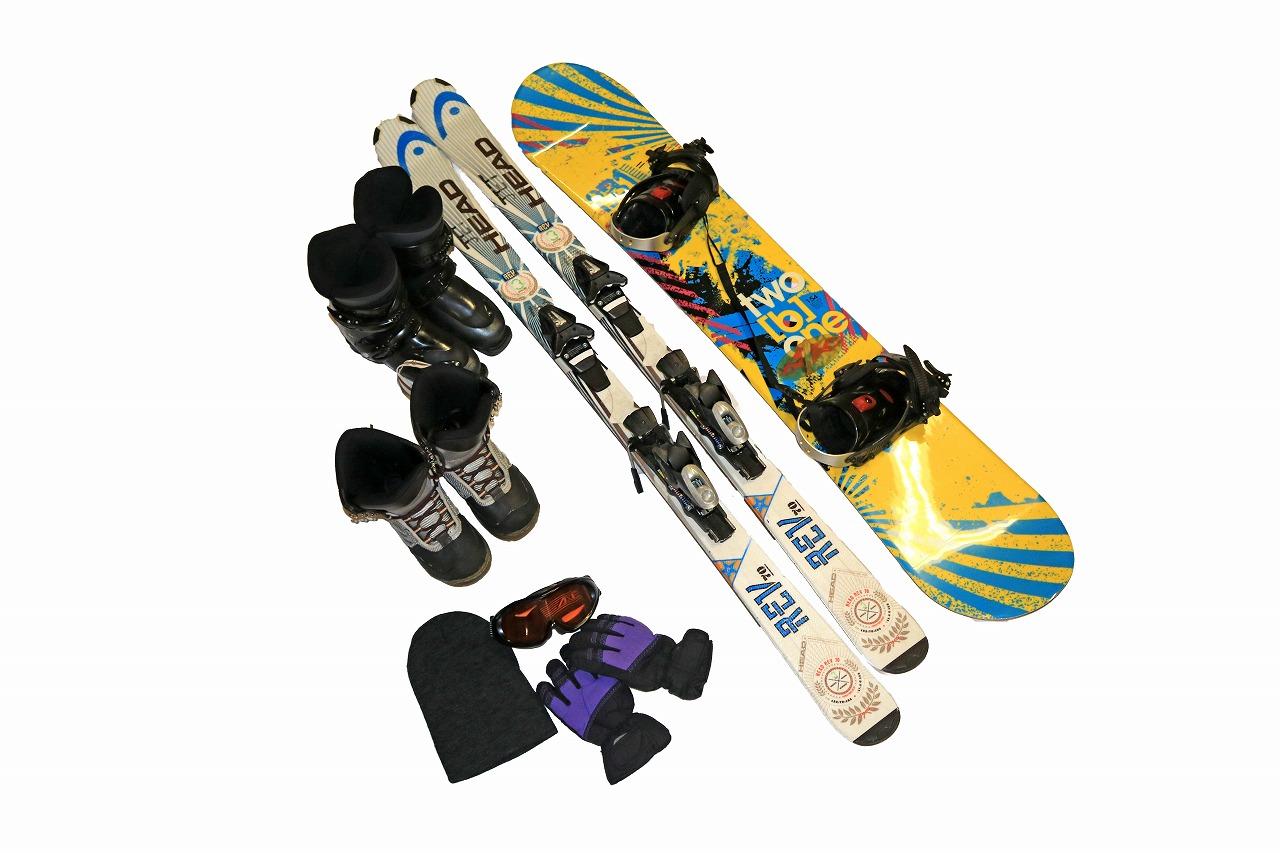 スキーレンタル